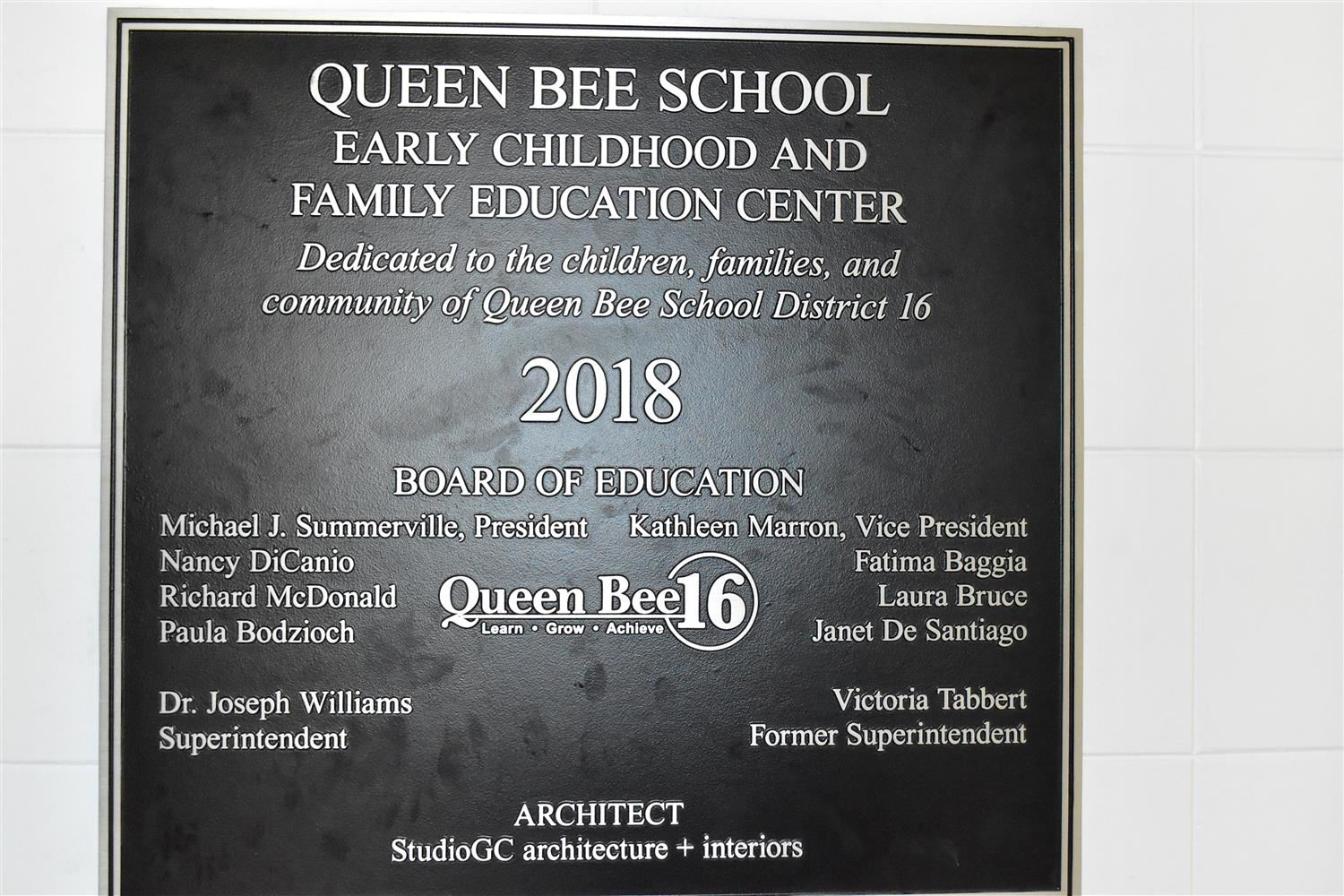 Queen Bee Early Childhood Center / Homepage