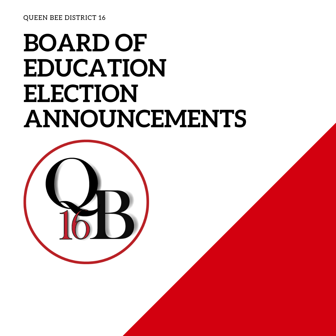Board of Education Elections Announcement