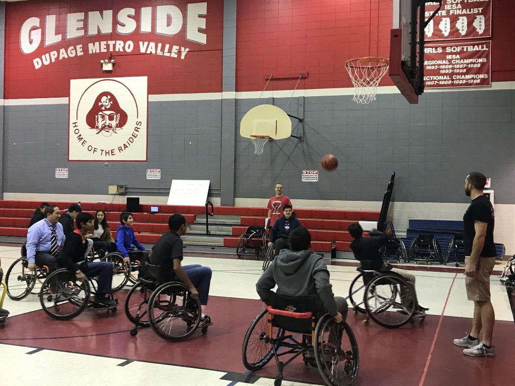 Synergy Adaptive Athletics: Wheelchair Basketball